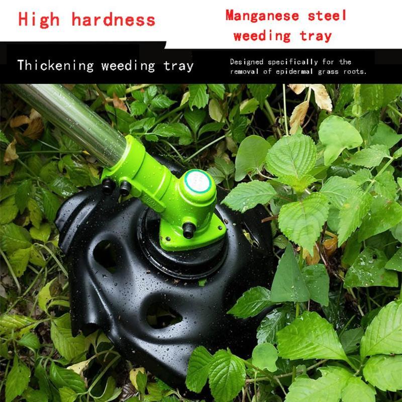 Grass Mowing Lawnmower Tray Trimmer Carbon Steel Head Machine Accessories Garden Power Tool Lawn Mower Parts Supplies