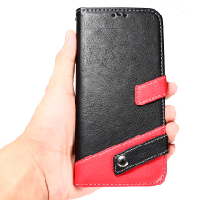 Luxury Leather Wallet Case for Samsung Galaxy S8 S8Plus S7 S7edge S6 S6edge Note 8
