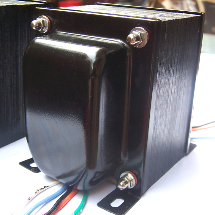 30w-5.5K Tube Amplifier Output Transformer for EL34 6P3 KT88 Z11 Annealed Silicon Steel 50w tube amp output transformer single ended z11 silicon annealed steel 0 4 8ohm for 2a3 300b el156 kt88 fu13 el34 6p3p hifi