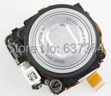 NEW Digital Camera Repair Parts for CASIO EXILIM EX-ZS20 EX-ZS30 ZS20 ZS30 Lens Optical Zoom Silver