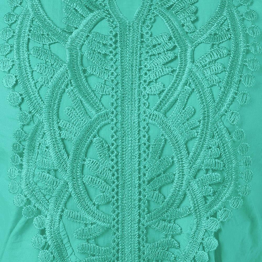 HTB15tEHOXXXXXa.aXXXq6xXFXXXg - Gamiss Plus Size 5XL Female Blusa Retro Spring Autumn Lace Floral