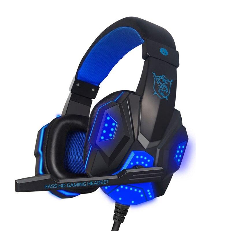 bilder für Über-ear Gaming Headset PLEXTONE PC780 Wired Stereo Kopfhörer Mit Mikrofon LED-Licht/Keine LED Licht Für PC Gamer casque