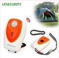 LPSECURITY Outdoor Camping Security PIR Infrarot Umfang Protector Alarm Bewegungsmelder (KEINE BATTERIE)-in Sensor & Detektor aus Sicherheit und Schutz bei