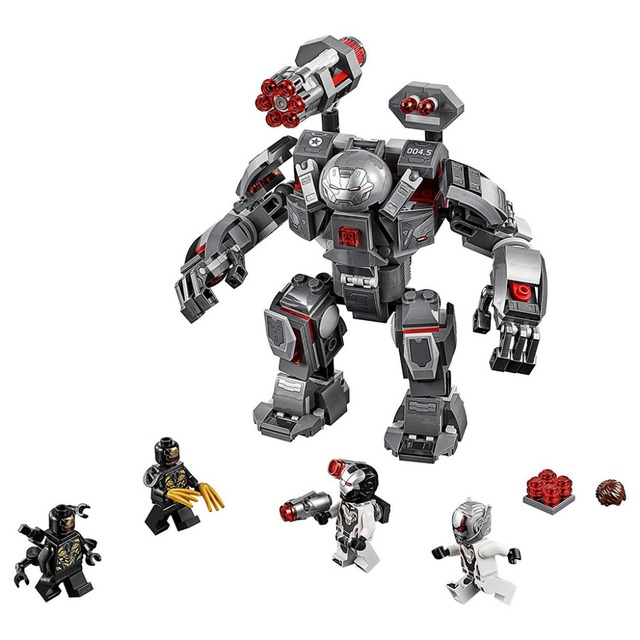 War Machine Buster Building Blocks 2