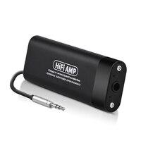 Ihens5 S50 PLUS Hoofdtelefoon Versterker Draagbare HIFI Hoofdtelefoon Amp Verbeteren Geluidskwaliteit Voor iphone xiaomi Smartphone Auto Speaker