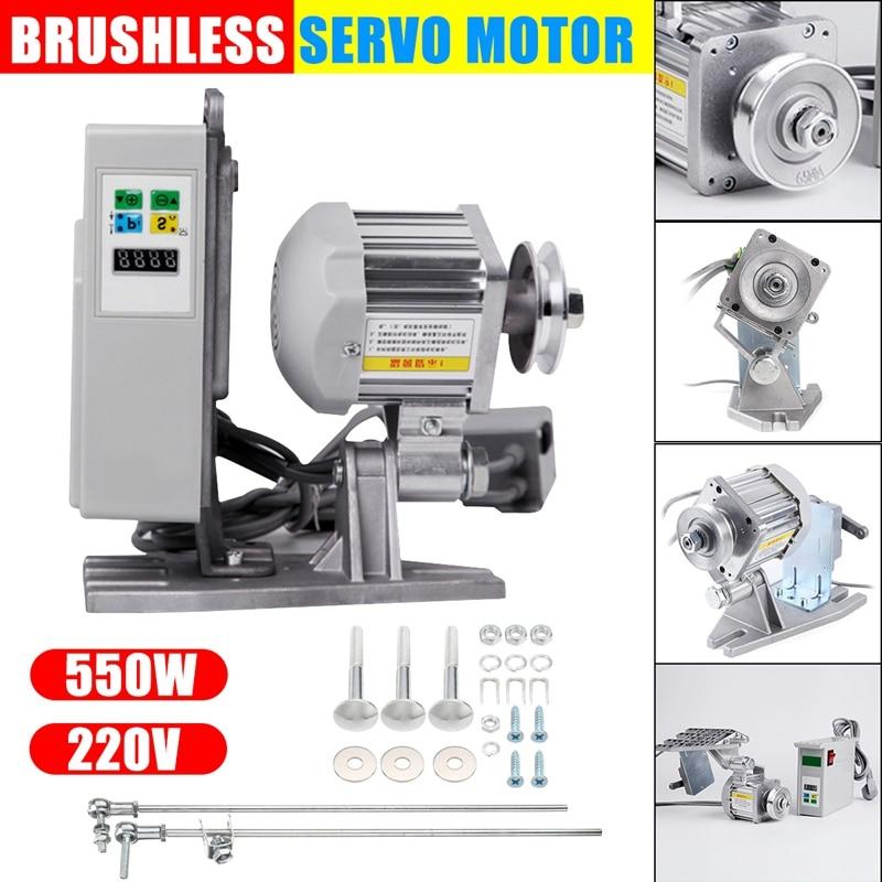 AC 220V 550W Brushless Ajustable Mudo Para Maquina de Coser Industrial