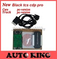 ¡ Promoción! negro función de registro de vuelo tcs cdp favorable con luz led mejor para los coches y camiones 3in1 como multidiag pro + obd2 scan