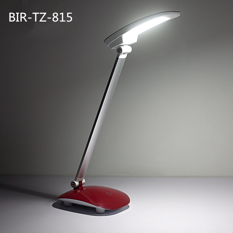 цена 5W Led Table USB Desk Lamp With 3levels Brightness Dimmerable Led Reading Book Light Touch Power Bank Rechargerable Table Lamp онлайн в 2017 году