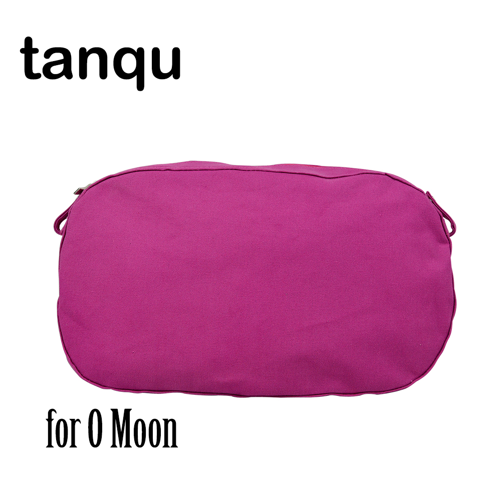 Tanqu Pure Color Canvas Lining For Big Omoon Obag Fabric Inner Pocket Insert Organizer Waterproof Coating