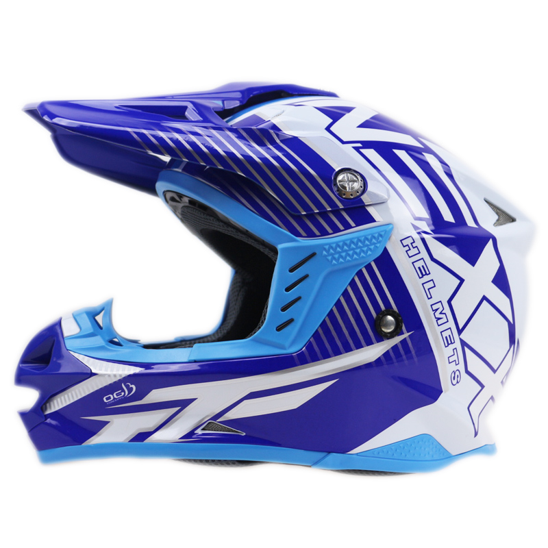DOT ECE approved motocross helmet Removable and washable liner Racing Off Road helmet цена
