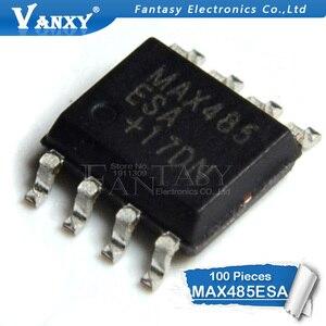 Image 2 - 100PCS MAX485ESA SOP8 MAX485 SOP SMD new and original IC