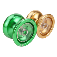 High Precision High Quality Metal Yoyo Side Axis Rotation Professional Yoyo Toys For Kids