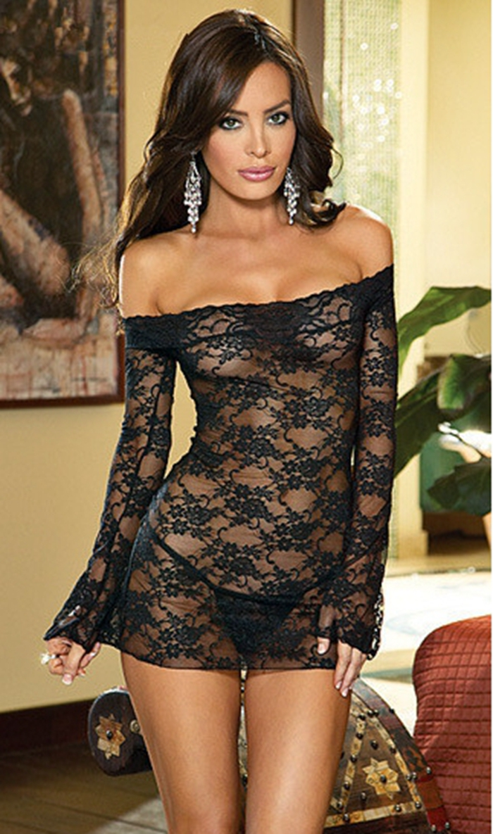 Club Outfit Porn - Top model spanish style evening dress,sex cocktail party dress,sexy club  dress porn-in Babydolls & Chemises from Novelty & Special Use on  Aliexpress.com ...
