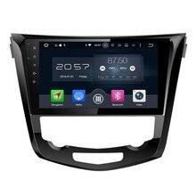 4GB RAM 10.1″ Octa Core Android 6.0 Car Audio DVD Player for Nissan QashQai X-Trail With Radio GPS WIFI Bluetooth TV USB DVR OBD