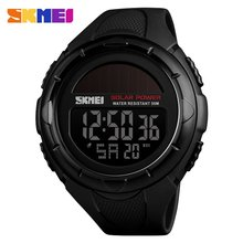 цена на SKMEI Fashion Outdoor Sports Watch 50m Waterproof Multifunction LED Digital Watch Business Casual Wrist Watch Models Relogio