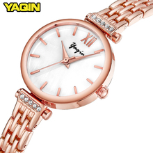 цена 2018 Women's Watch ultra-thin stainless steel quartz watch Lady casual bracelet watch Women's lover's female clock gift Relogio онлайн в 2017 году
