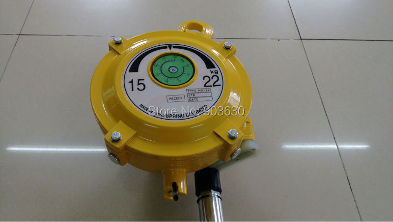 Купить с кэшбэком Chinese reliable supplier wholesale 15-22KG  Spring Balancer Tool  For Auto parts industry Use