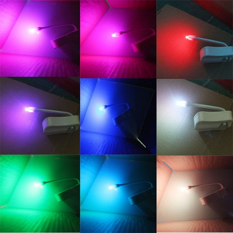 Toilet Night Light – Motion Sensor // SET OF 2 2