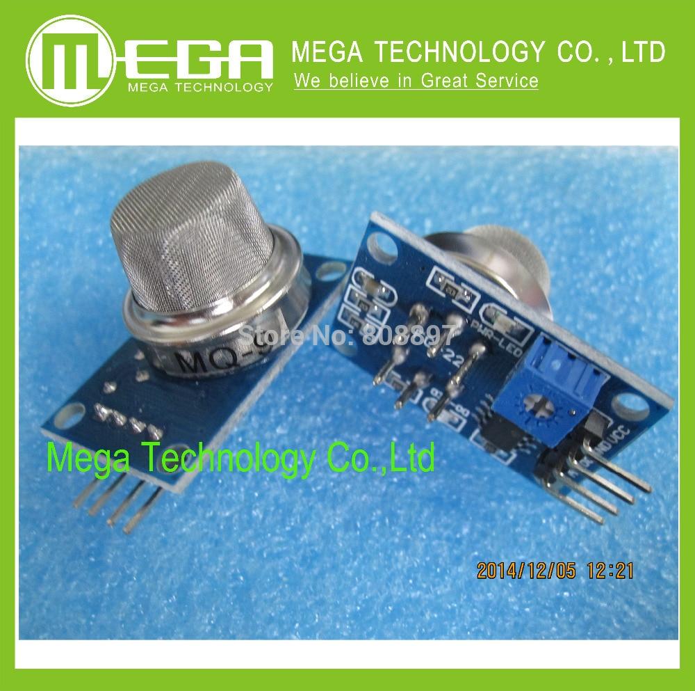 Free shipping ! MQ-9 carbon monoxide Combustible gas sensor alarm MQ9 module Integrated Circuits