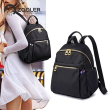 2019 fashion ZOOLER brand woman backpack High quality Oxford backpacks women luxury bags large travel bag#Hy201