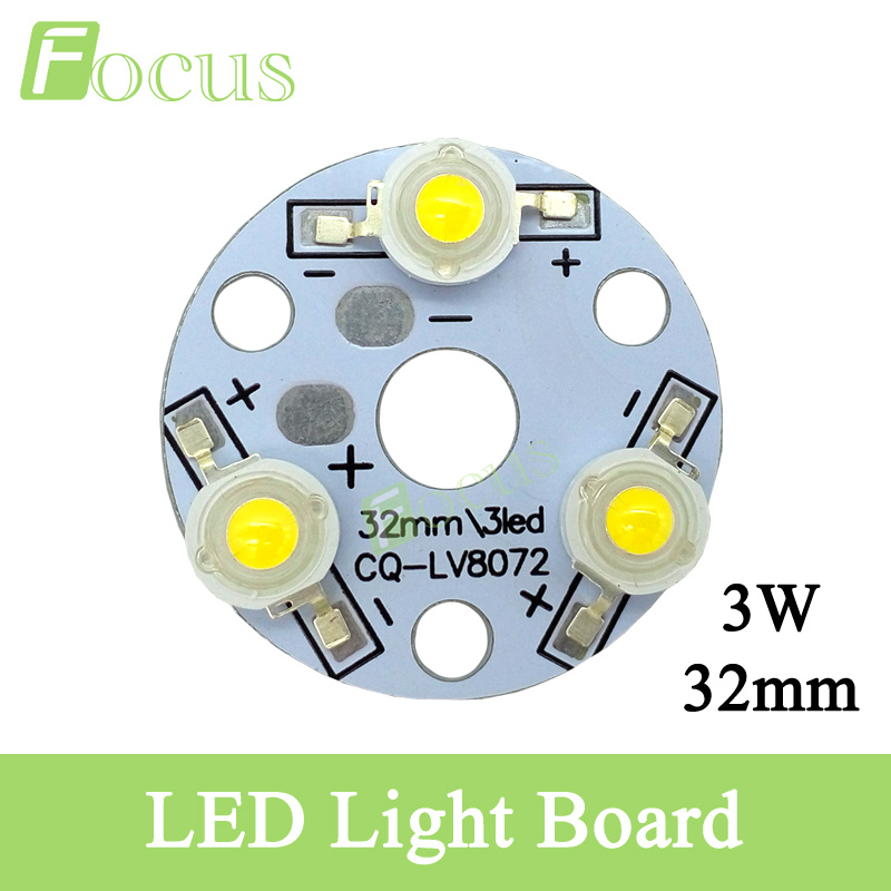 High Power LED Warm White 3w 700ma ll2003//1ww