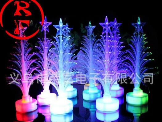 Party Favors Hot Sale New Year LED Colors Christmas Tree