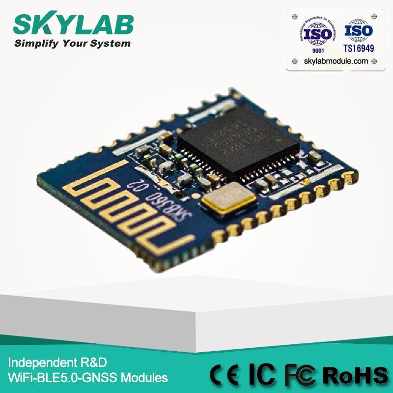 Skylab Customized Oem/Odm Skb360 <font><b>Bluetooth</b></font> Ibeacon <font><b>Beacon</b></font> Accelerometer Sensor Nordic Nrf51822 Qfaa <font><b>Bluetooth</b></font> 4.0 Uart <font><b>Module</b></font>