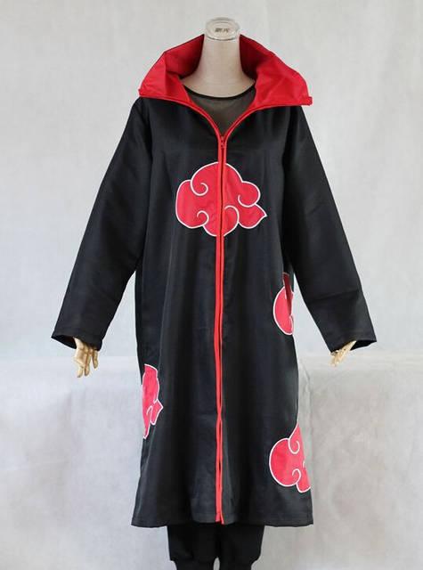 placeholder Disfraces Cosplay anime NARUTO akatsuki itachi capa deidara  Albornoces más tamaño ropa para la fiesta de d145a087c4e