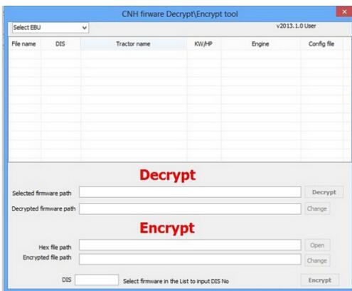 CNH firmware encrypt\decrypt tool on Aliexpress com