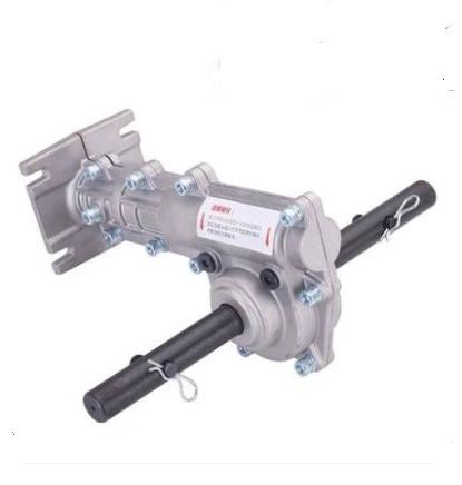 New Model 9teeth Shaft 26mm Tube Grass Cutter Gear Box,exchange Grass Wheel Head,Tiller Head,Cultivator Head