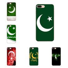 Pakistan Flag For Xiaomi Redmi Mi Note 7 8 9 SE Pro Lite Go Play Art Hot Printed Cool Phone Case