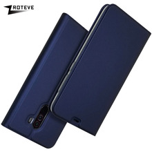 PocoPhone F1 Case ZROTEVE PU Wallet For Xiaomi Leather Stand Flip Cover Xiami Xiomi Poco Phone
