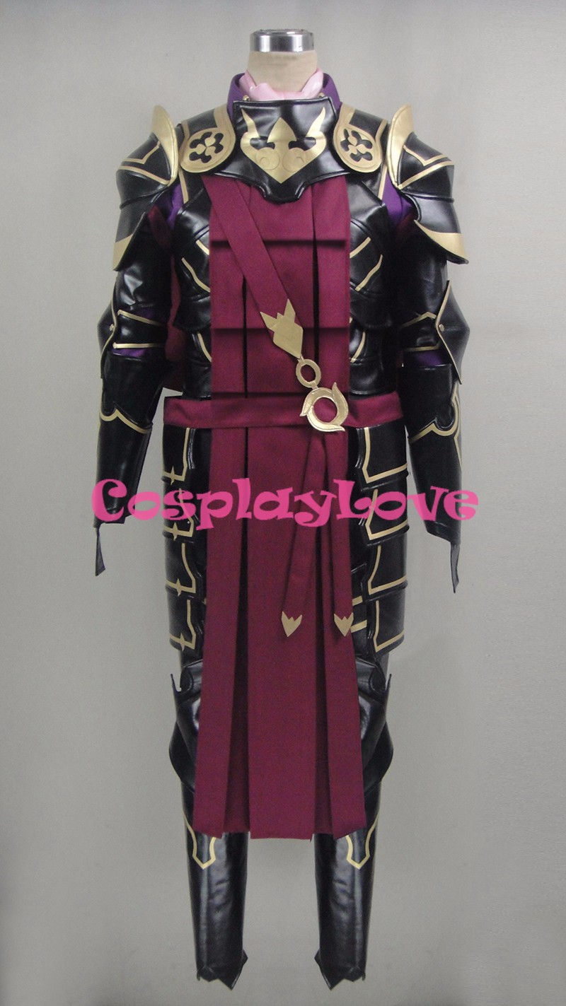 Fire Emblem Fates IF Xander Cosplay Costume Christmas Halloween Cosplay Costume (1)