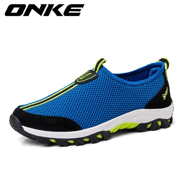 852d15676c Best Design Sneakers Mens Running Shoes 2017 Breathable Mesh Man Sports  Shoes Runing Rubber Free Shipping