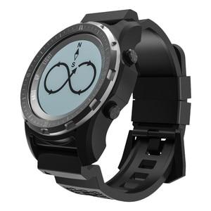 Image 2 - 1 Year Warranty Makibes BR2 Men GPS S966 Sport Watch Bluetooth HIKING Speedometer ECG HR Multi sport fitness tracker Smart Watch
