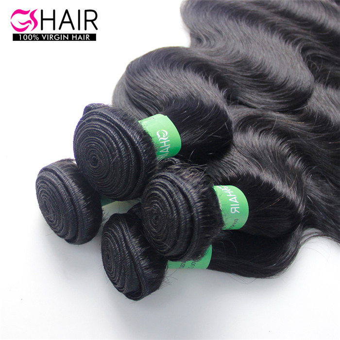 4 связки бразильского виргинские волос объемной волны 6а класс человеческих волос 8 до 34 дюймов отличный подарок для леди бесплатная доставка ГШ волос