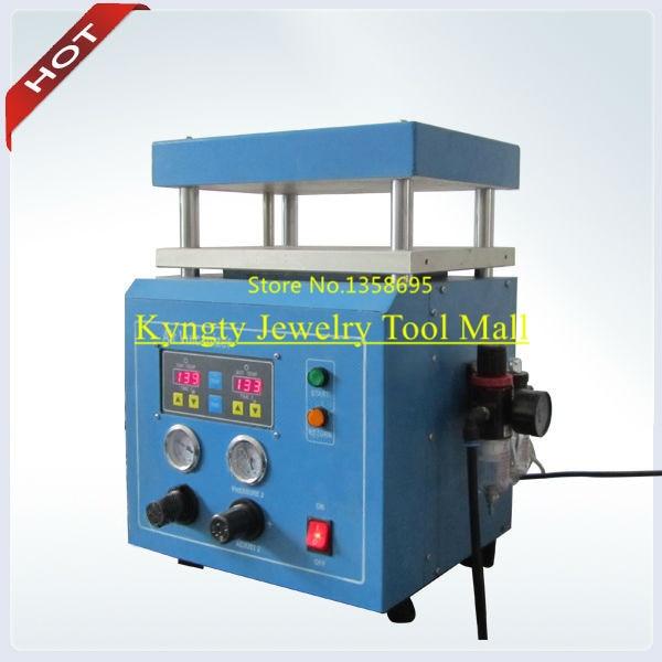 220V 850Wの宝石類の宝石類機械および装置の臨時雇用者30-200C 0-99.9 munites poliermaschineのdiyのための頑丈な空気加硫機機械