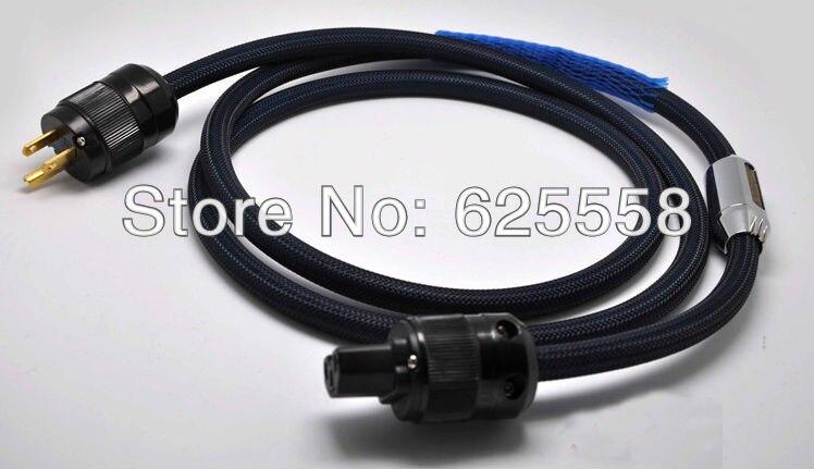 2.0m viborg audio 25th Classic Anniverary SPX-800 power cable