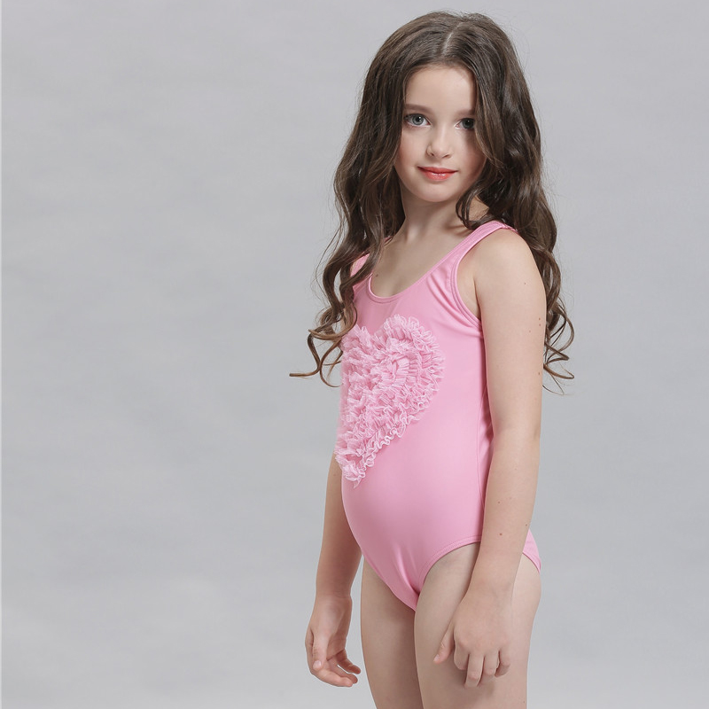 fd6cb98efd6 swimwear for girls swimsuit one piece for children kids swim suit child  swimming wear-in Children's One-Piece Suits from Sports & Entertainment on  ...