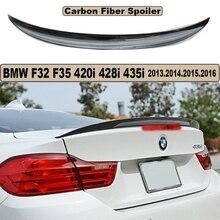 High Quality Carbon Fiber Spoiler For BMW F32 F35 420i 428i 435i 2013.2014.2015.2016 Convertible Brand New Carbon Fiber Spoilers