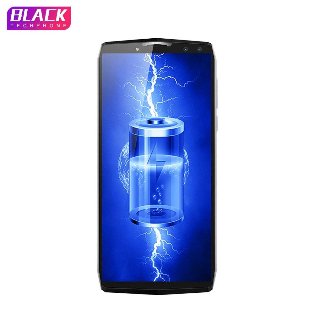 Blackview P10000 Pro Smartphone Android 7.1 11000 mAh Longue Standy téléphone portable 5.99