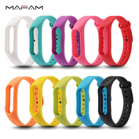 Strap For Xiaomi Mi Band 2 Miband 2 Replacement Wrist Strap Band Waterproof colorful Bracelet
