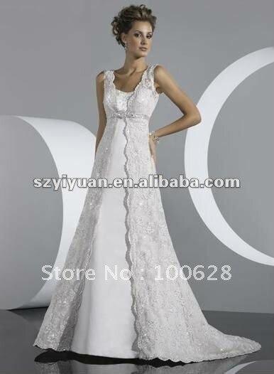 2017 Designer Lace Jacket Overlay Bridal Wedding Dress