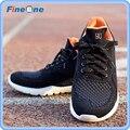 2017 xiaomi inteligente running shoes mens athletic sports running shoes sneakers malha respirável tênis de corrida do ar run sapatos de tricô