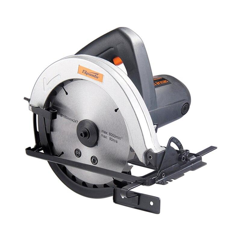 Circular saw SPARTA 94809 circular saw blade 9 40t wood cutting round disc hard alloy steel circular saw
