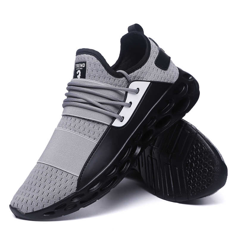 Zapatos de hombre zapatos de baloncesto 2019 botas de tobillo para hombre antideslizantes zapatillas de deporte al aire libre zapatos deportivos para hombres zapatos de goma de alta calidad