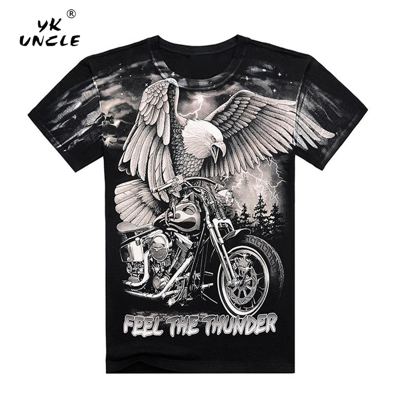 Graysky Mens Summer Creative Hand in Hand Print Tee T-Shirt Casual Short Sleeve Soft Shirts Tops