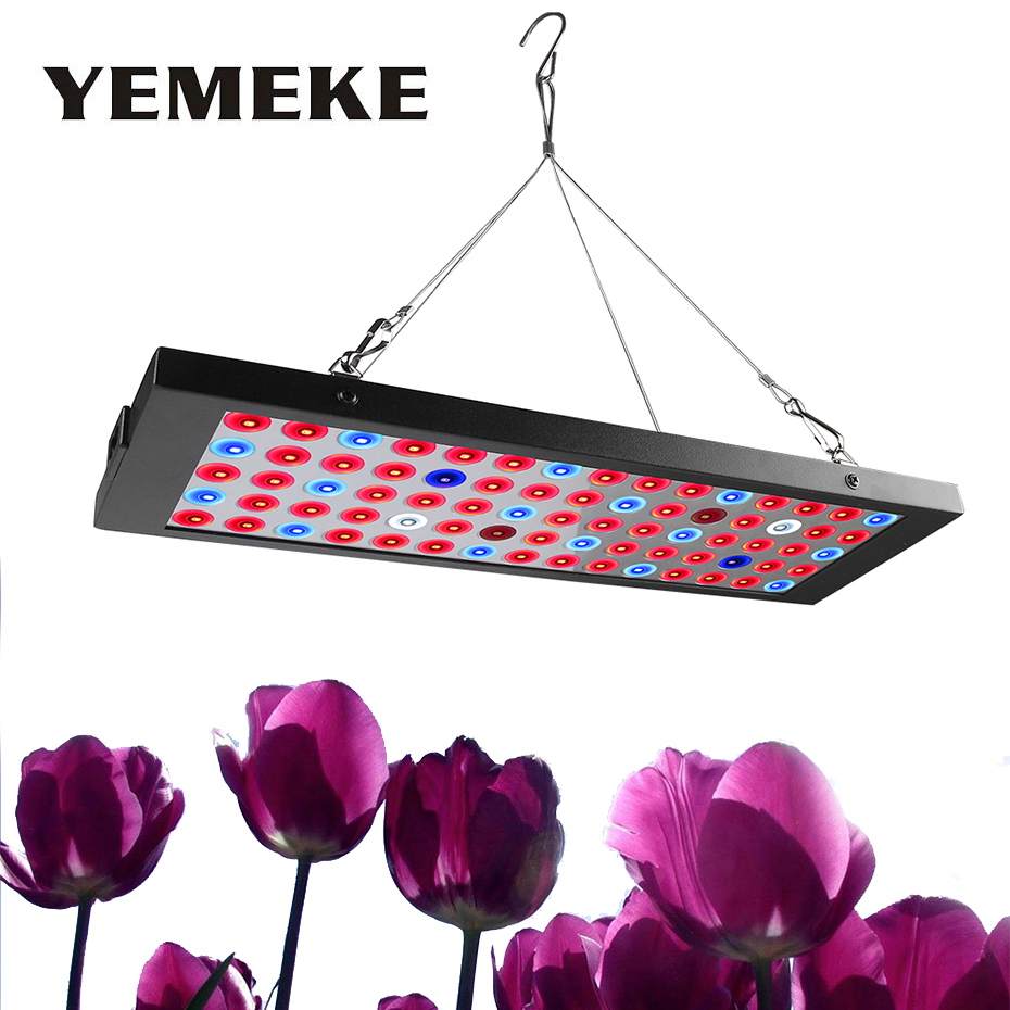 15W Led Grow Full Spectrum With Us/Eu Plug Plant Growing Lamp For Hydroponic Plant Grow Light Panel Led Grow Lamp For Seedlings us eu plug led indoor plant grow lamp energy saving full spectrum for greenhouse flower vegetable grow tent plant grow led light