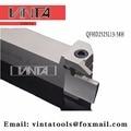Gratis verzending QFHD2525L13-58H cnc snijgereedschap Oppervlak Grooving tool houder matched inserts ZTHD0504-MG met goede kwaliteit