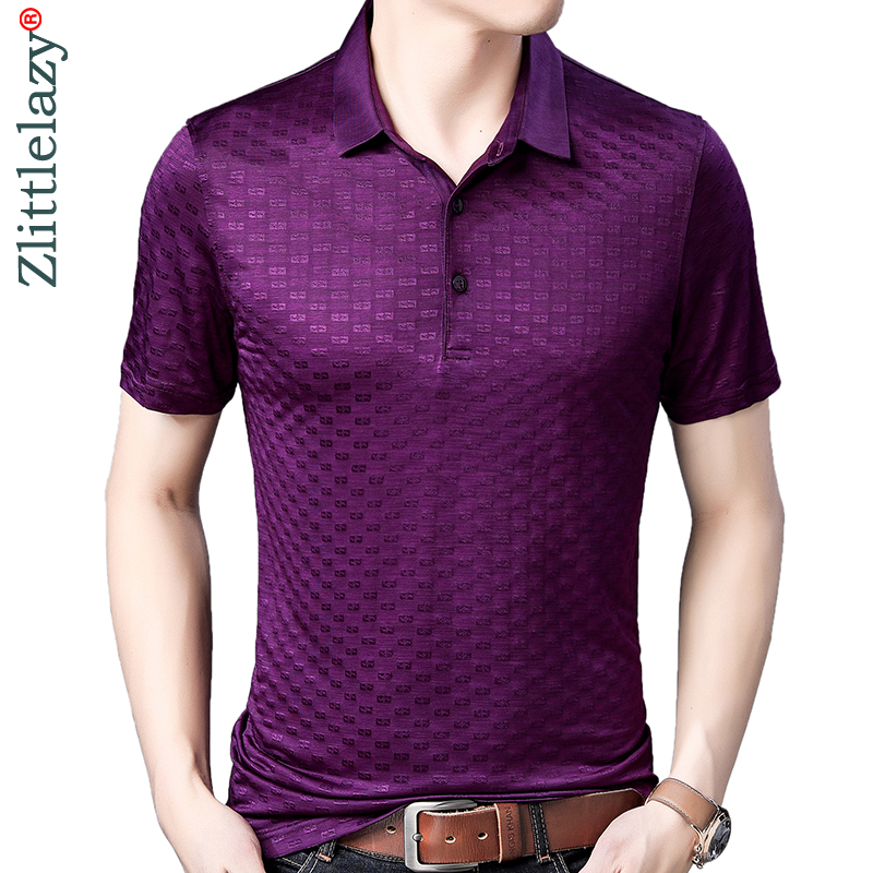 2019 brand casual summer fitness short sleeve   polo   shirt men poloshirt jersey luxury mens   polos   tee shirts dress fashions 52035